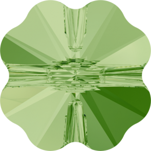 Margele Swarovski 5752 Peridot (214) 12 mm