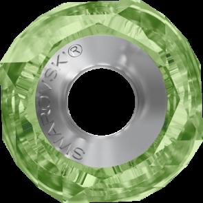 Margele Swarovski 5928 Peridot (214) 14 mm