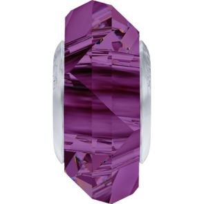 Margele Swarovski 5929 Amethyst (204) 14 mm