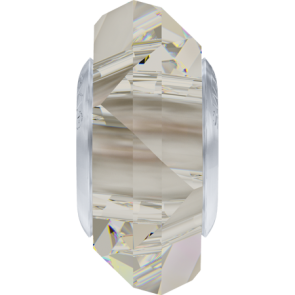 Margele Swarovski 5929 Crystal Silver Shade (001 SSHA) 14 mm