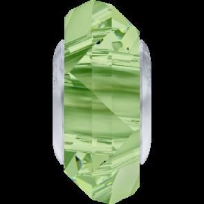 Margele Swarovski 5929 Peridot (214) 14 mm