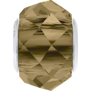 Margele Swarovski 5948 Crystal Bronze Shade (001 BRSH) 14 mm