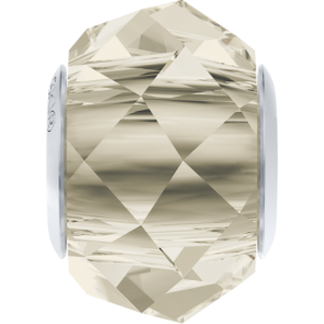 Margele Swarovski 5948 Crystal Silver Shade (001 SSHA) 14 mm
