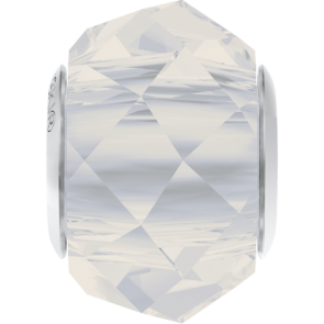 Margele Swarovski 5948 White Opal (234) 14 mm
