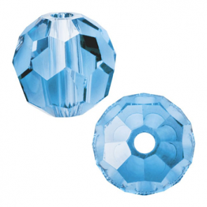 Margele Swarovski 5000 Aquamarine (202) 8 mm