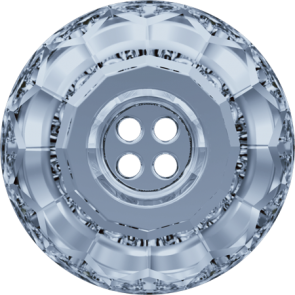 Nasturi Swarovski 3008 Crystal Blue Shade F (001 BLSH) 12 mm