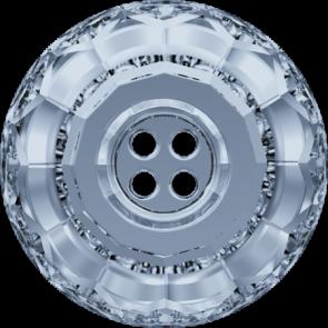 Nasturi Swarovski 3008 Crystal Blue Shade F (001 BLSH) 18 mm
