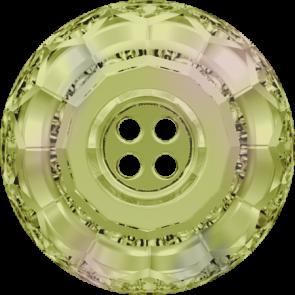 Nasturi Swarovski 3008 Crystal Luminous Green F (001 LUMG) 14 mm