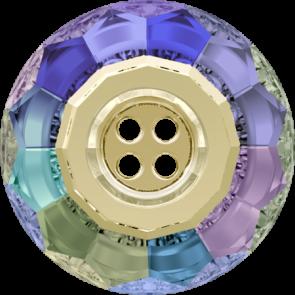 Nasturi Swarovski 3008 Crystal Paradise Shine F (001 PARSH) 14 mm