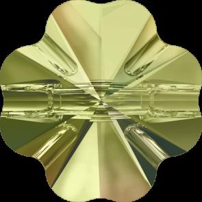 Nasturi Swarovski 3011 Crystal Luminous Green (001 LUMG) 10 mm