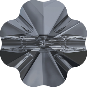 Nasturi Swarovski 3011 Crystal Silver Night (001 SINI) 10 mm