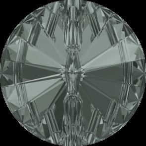 Nasturi Swarovski 3015 Black Diamond F (215) 12 mm