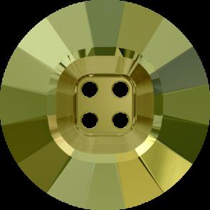 Nasturi Swarovski 3018 Crystal Iridescent Green (001 IRIG) 23 mm