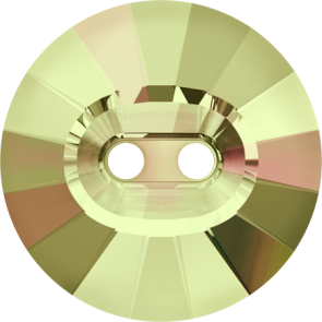 Nasturi Swarovski 3019 Crystal Luminous Green (001 LUMG) 12 mm