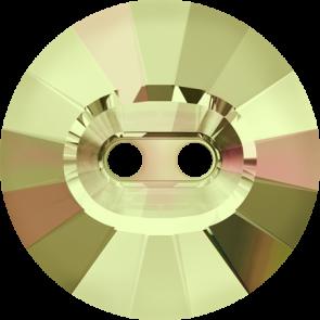 Nasturi Swarovski 3019 Crystal Luminous Green (001 LUMG) 14 mm