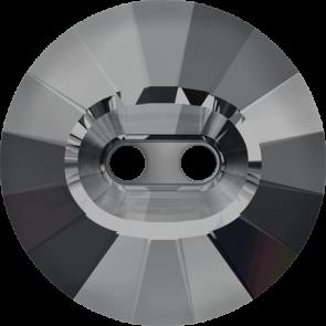 Nasturi Swarovski 3019 Crystal Silver Night (001 SINI) 12 mm