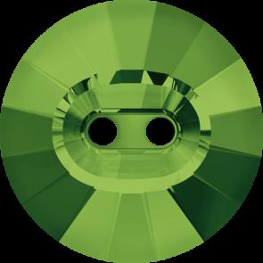 Nasturi Swarovski 3019 Dark Moss Green (260) 14 mm