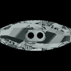 Nasturi Swarovski 3024 Black Diamond (215) 23 mm