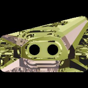 Nasturi Swarovski 3052 Crystal Luminous Green F (001 LUMG) 17 mm