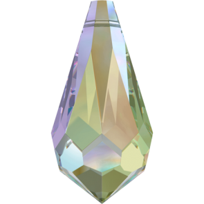 Pandantiv Swarovski 6000 Crystal Paradise Shine 13,0 x 6,5 mm