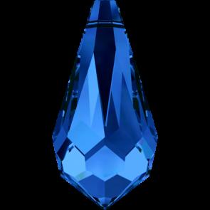 Pandantiv Swarovski 6000 Sapphire 11,0 x 5,5 mm