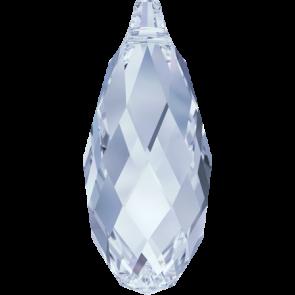 Pandantiv Swarovski 6010 BRIOLETTE PENDANT Crystal Blue Shade (001 BLSH) 11,0 x 5,5 mm