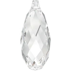 Pandantiv Swarovski 6010 BRIOLETTE PENDANT Crystal 11,0 x 5,5 mm