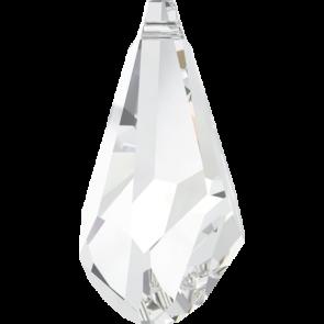 Pandantiv Swarovski 6015 POLYGON DROP Crystal (001) 17 mm