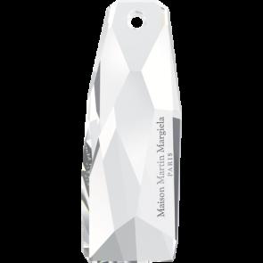 Pandantiv Swarovski 6018/G THE PETITE CRYSTALACTITE Crystal (001) 35 mm