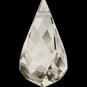 Pandantiv Swarovski 6020 HELIX PENDANT Crystal Silver Shade (001 SSHA) 18 mm
