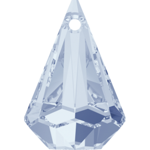 Pandantiv Swarovski 6022 XIRIUS RAINDROP PENDANT Crystal Blue Shade (001 BLSH) 14 mm
