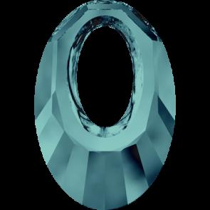 Pandantiv Swarovski 6040 HELIOS PENDANT Indicolite (379) 20 mm