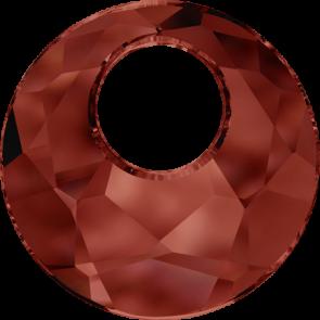 Pandantiv Swarovski 6041 VICTORY PENDANT Crystal Red Magma (001 REDM) 28 mm