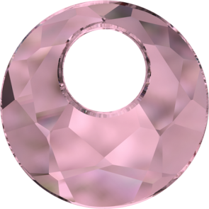 Pandantiv Swarovski 6041 VICTORY PENDANT Crystal Antique Pink (001 ANTP) 28 mm