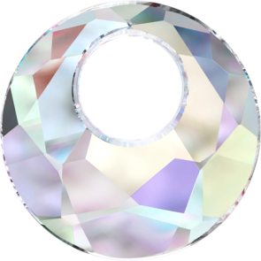 Pandantiv Swarovski 6041 VICTORY PENDANT Crystal AB (001 AB) 18 mm