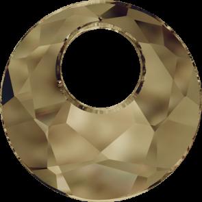 Pandantiv Swarovski 6041 VICTORY PENDANT Crystal Bronze Shade (001 BRSH) 28 mm