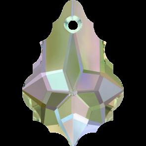 Pandantiv Swarovski 6090 BAROQUE PENDANT Crystal Paradise Shine (001 PARSH) 22,0 x 15,0 mm