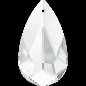 Pandantiv Swarovski 6100 Crystal (001) 24,0 x 12,0 mm