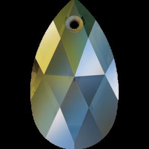 Pandantiv Swarovski 6106 Crystal Iridescent Green (001 IRIG) 16 mm