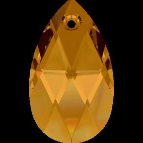 Pandantiv Swarovski 6106 Crystal Copper (001 COP) 16 mm
