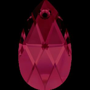 Pandantiv Swarovski 6106 Ruby (501) 16 mm