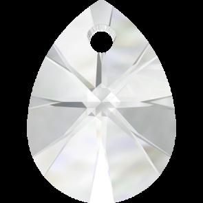 Pandantiv Swarovski 6128 XILION MINI PEAR PENDANT Crystal (001) 8 mm