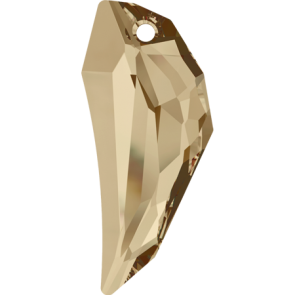 Pandantiv Swarovski 6150 PEGASUS PENDANT Crystal Golden Shadow (001 GSHA) 50 mm