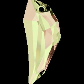 Pandantiv Swarovski 6150 PEGASUS PENDANT Crystal Luminous Green (001 LUMG) 30 mm
