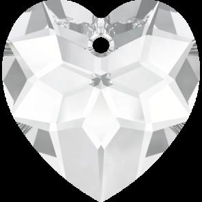 Pandantiv Swarovski 6215 Crystal (001) 18 mm