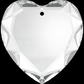 Pandantiv Swarovski 6225 Crystal (001) 10 mm