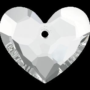 Pandantiv Swarovski 6264 TRULY IN LOVE HEART Crystal (001) 36 mm