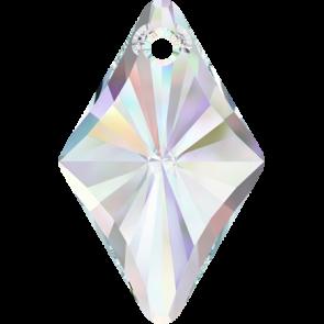 Pandantiv Swarovski 6320 RHOMBUS PENDANT Crystal AB (001 AB) 27 mm