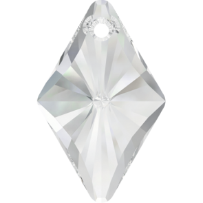 Pandantiv Swarovski 6320 RHOMBUS PENDANT Crystal (001) 19 mm