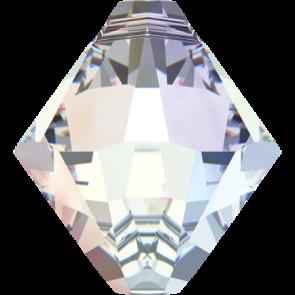 Pandantiv Swarovski 6328 XILION BICONE PENDANT Crystal AB (001 AB) 6 mm